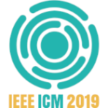 IEEE 2019 International Conference on Mechatronics